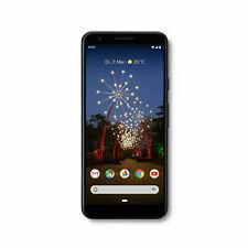 Google Pixel 3a Smartphone - schwarz - NEU