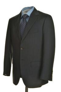 KIRED by KITON Blue Striped 100% Wool Jacket Pants SUIT Mens - EU 48 / US 38 R