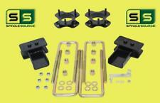 """2""""/.5"""" STRUT SPACER FABRICATED BLOCK LIFT KIT FITS 2009-2014 FORD F-150 4WD"""