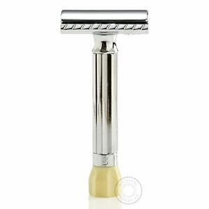Merkur Progress 500 Adjustable Double Edge DE Safety Razor - Short Handle