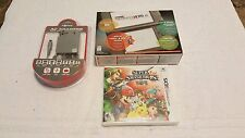 BRAND NEW - NEW Nintendo 3DS XL Black Handheld Gaming Console + SUPER SMASH BROS