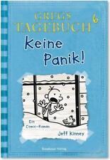 Keine Panik! / Gregs Tagebuch Bd.6 von Jeff Kinney (2011, Gebundene Ausgabe)