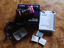 Canon PowerShot SX710 HS 20.3 MP Digitalkamera - Rot