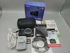 Canon PowerShot SX260 HS 12.1MP Digital Camera TESTED Workd everything included