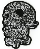"""Sugar Skull Patch 