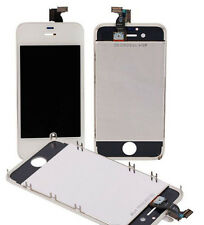 LCD SCREEN AND TOUCH GLASS ASSEMBLED ON BASE FRAME FOR IPHONE 4 WITH TOOLS