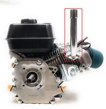Exhaust With 3/4 female thread: Predator 212cc,Honda GX160, GX200, DuroMax 7 Hp