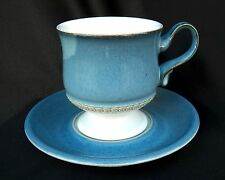 DENBY CASTILE CUP & SAUCER SET(S) BLUE