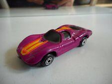 Mini Dinky Toys Alfa Romeo in Purple (Made in Hong Kong)