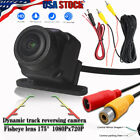 170º Car Auto Rear View Reverse Backup Parking Camera Waterproof Night Vision HD  for sale