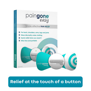 Paingone Easy - Wireless TENS Machine for Pain Relief   UK Stock   Tower Health