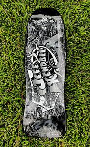 NOS Santa Cruz Jeff Kendall Graffiti Reissue Skateboard Deck Ashes To Ashes