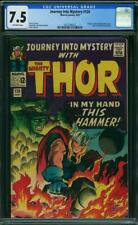 Journey into Mystery 120 CGC 7.5 -- 1965 - Avengers. Absorbing Man #0331746013
