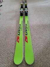 Elan Race Worldcup Fx Downhill Race Ski 206 cm with Elan Bindings