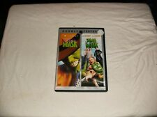 The Mask (1994)/Son of the Mask (DVD, 2008)