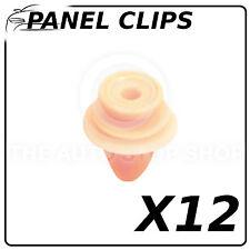 DUSTER etc 15pk partie 1233 RENAULT clip panneau garniture universel clips inc CLIO gamme