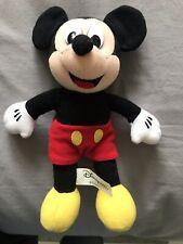 Micky Mouse Soft Toy Beanie Disneyland