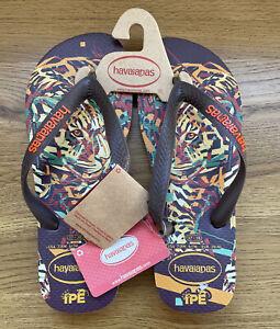 havaianas flip flops Womens Size 4-5 New 37/38 Genuine Designer
