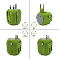 Travel Adapter, All-in-one International Universal Plug with USB and Type C