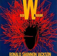 Jackson, Ronald Shannon, Red Warrior, Excellent, Audio CD