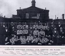 SUNDERLAND FOOTBALL TEAM PHOTO>1894-95 SEASON
