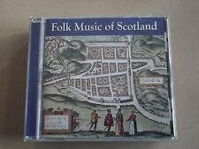 Various Artists - Folk Music of Scotland (2001) CD nr mint