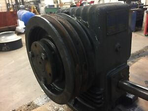 GEAR REDUCTION BOX 4-1 LH  RATED 8.25 HP