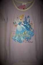 Cinderella Nightdress Nighty Girls Disney Nightie T2tc176 5-6 Years