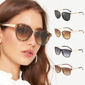 Classic Oversized Retro Gradient Unisex Mens Womens UV400 Driving Sunglasses