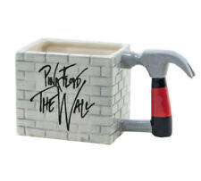 OFFICIAL PINK FLOYD BRICK IN THE WALL 3D HANDLE COFFEE MUG CUP