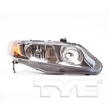 TYC 20-6733-01-1 NSF Head Light/Lamp Lens & Housing Right/Passenger New Warranty