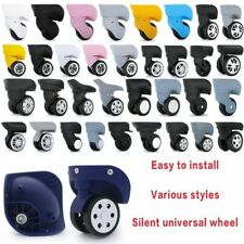 Replacement Luggage Wheels For Suitcase Accessories Luggage Universal Casters