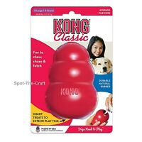 Kong Classic Extra Large Dog Chew Toy Red XL