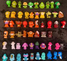 58 Pre Owned vintage GOGOS Crazy Bones Collection LOT RARE ? Tokyo Asian Animals