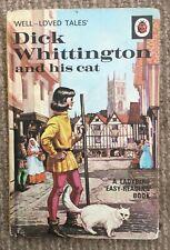 Vintage Ladybird 'WLT' Dick Whittingham And His Cat Book Series 606D Matt Board.