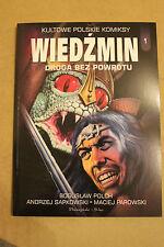 Wiedźmin - Droga Bez Powrotu - KOMIKS WITCHER COMICS POLISH EDITION
