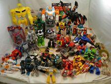 Huge Lot of Transformer Toys Optimus Prime Hasbro G1 G2 Dracones? Bumblebee