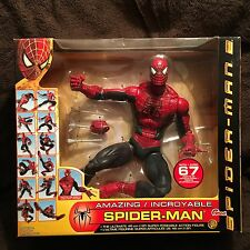 Rare , Amazing Spider Man 2 , 18 Inch Poseable Action Figure , Brand New sealed