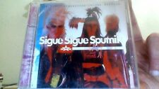 sigue sigue sputnk the first generation / 2econd edition cd cleopatra