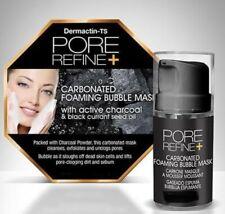 Charcoal Mask-Dermactin-TS Pore Refine Carbonated Foaming Bubble Mask 1.35 fl oz