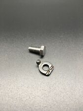 VINTAGE CAMPAGNOLO NUOVO RECORD CLAMP WASHER & SCREW NOS CAMBIO DERAILLEUR
