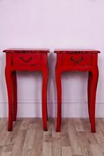 Vintage/Retro Matching Pair Side & End Tables