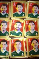 9 COCA COLA STICKERS - PANINI FIFA WORLD CUP RUSSIA 2018 MEXICAN MEXICO EDITION