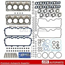 Head Gasket Set w/ Fel-Pro MLS Head Gaskets (18mm) 03-10 Ford 6.0L Diesel Turbo
