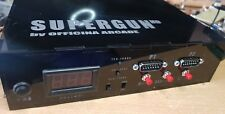 SUPERGUN OFFICINA ARCADE KICK HARNESS CPS JAMMA HDMI UPSCALER SCANLINE SNK