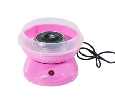 Candy Floss Machine 450W Professional Style Pink Stainless Steel Kitchen Item