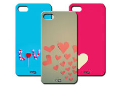IPM CUSTODIA COVER CASE CUORI AMORE LOVE HEART PER  CELLULARE iPHONE 5C