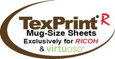Sublimationspapier TexPrint-R (1 Pack /110 Blatt ) DIN A4 - Größe 210 x 297 mm -