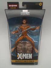 Marvel Legends X-Men Age of Apocalypse WILD CHILD 6in Figure BAF Sugar Man NEW