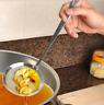 Stainless Steel Fine Mesh Strainer Colander Sieve Sifter Flour Kitchen HOT 8cm